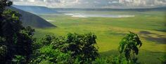 The main feature of the  NCA include the Ngorongoro Crater, The Serengeti Plains that support about 2.0 millions migratory wildlife species of the Serengeti Mara-ecosystem    Ngorongoro Carter, Tanzania