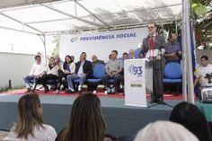 BLOG DO IRINEU MESSIAS: 93 ANOS: Previdência Social entrega três novas agê...