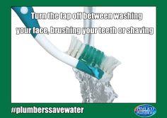 #watersaving #ToothBrush #Pimlico #Plumbers #Lambeth #Meme