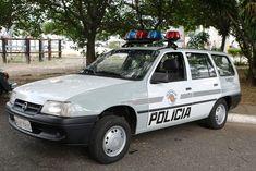 Ipanema. Sao Paulo Police car.Used in years 90.