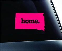 Home South Dakota State Symbol Decal Funny Car Truck Sticker Window (Pink) ExpressDecor http://www.amazon.com/dp/B00THCE8VO/ref=cm_sw_r_pi_dp_mV62ub0ZNQFA1