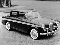 Singer Gazelle III - 1958