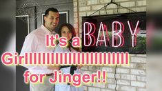 It will be a girl for Jinger! After months of mounting anticipation, parents-to-be Jinger Duggar , and her husband Jeremy Vuolo learned the sex of their baby. Jinger Duggar, Jeremy Vuolo, Bates Family, 19 Kids And Counting, Duggar Family, Sister In Law, Having A Baby, Dillards, Families
