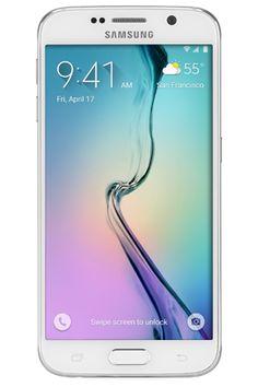 Samsung Galaxy S® 6 128GB - White Pearl
