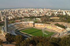 Estadio Centenario, Montevideo.Uruguay.