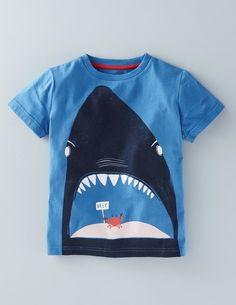 Mini Boden Deep Sea T-shirt