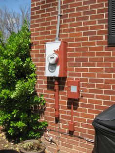 How to paint a utility box or propane tank to help it blend in.