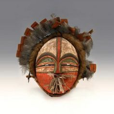 Kadiak Eskimo mask