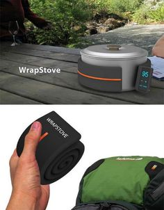 How cool are these things! I so want all of them!! 5 Cool And Practical Camping Gears You Might Need This Year.
