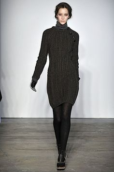 Proenza Schouler Fall 2009 Ready-to-Wear Collection Slideshow on Style.com