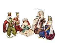 Conjunto de objetos decorativos presépio jerusalém | Westwing - Casa & Decoração