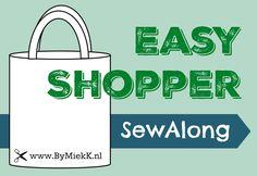 By MiekK Blog: Shopper Sew Along - BoodschappenTas naaien voor beginners