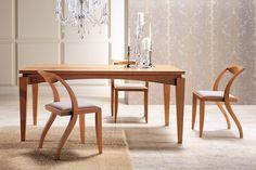 Porada - Tablo Dining Table & Arlekin Chiars