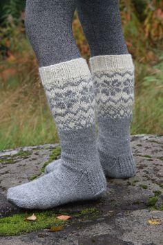 Tyttärelle omat sukat