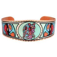 Mother & Child Artist Collection Copper Bracelet