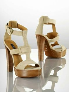 Ralph Lauren sandals #shoes @Jenniferw