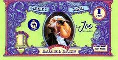 Do you remember Camel cash note?