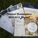 It's a Great Day to Learn / Classical Conversations Blogroll -- Need to read CC Cycle 1 Literature Planning