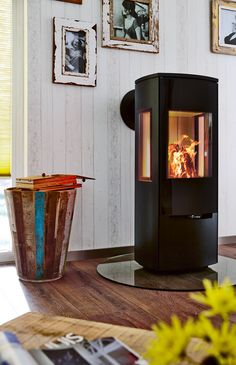 Spartherm Stovo L - Wendron Stoves, Cornwall Selection, Home Appliances, Stoves, Cornwall, Decorating, Life, Ideas, Fireplace Set, Little Cottages