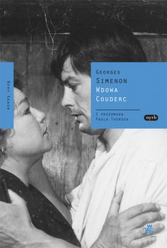 Wdowa Couderc | Georges Simenon • Polish edition by W.A.B. #nowykanon
