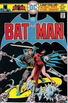 Batman 269 November 1975 Issue DC Comics Grade by ViewObscura