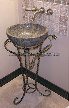Natural Stone Vessel Sinks And Kitchen For Your Home