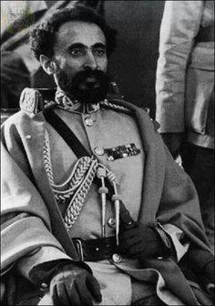 Haile Selassie I Jah Rastafari, Last Emperor, Haile Selassie, African Royalty, Eritrean, Addis Ababa, Lion Of Judah, King Of Kings, East Africa