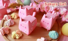 BOXCAT – Sakura cat By Rato Kim x PlayToysForever Exclusive | The Toy Chronicle