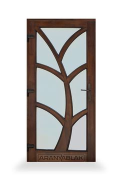 Amazon, glassy. Wooden front door. It brings security to all ...- Amazonit, üveges.  Fa bejárati ajtó.  Biztonságot hoz minden otthonba. Igen …  Amazon, glassy. Wooden front door. It brings security to every home. Very durable, long-term solution, all with high quality and reasonable price. Also in custom sizes.   -#WoodenDoorarchitecture #WoodenDoorbarn #WoodenDoorframe #WoodenDoorfront #WoodenDoorwithwindows Home Stairs Design, Wooden Front Doors, Wooden Window Frames, Window Grill Design Modern, Front Door, Wooden Window Design, Wood Glass Door, Kitchen Door Designs, Doors Interior Modern