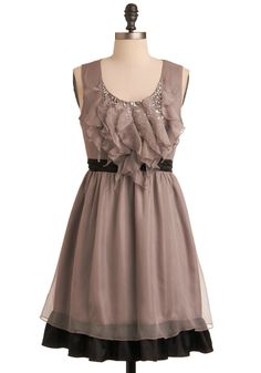 I think this may be the most adorable dress I have ever beheld!  <3
