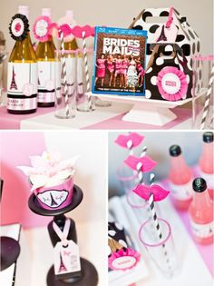 Bachelorette party ideas from TheBERRY.com #bachelorette #party #wedding