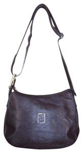038ef99ed87e Fendi Early Style Rare Great For Everyday Excellent Vintage Bold Gold Ff Accents  Hobo Bag