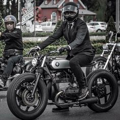 OVERBOLD MOTOR CO. — @caferacergram  by CAFE RACER...