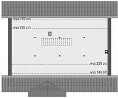 Projekt domu Focjusz 3 103,83 m2 - koszt budowy 189 tys. zł - EXTRADOM House Floor Plans