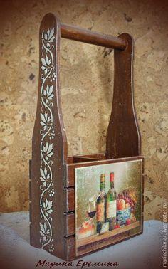 короб для вина