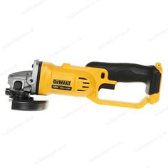 Dewalt Dcg412N-Xj 18V Xr Grinder Bare Unit is compactly designed to be lightweight and powerful. Some excellent features include a 400 Watt hi-powered precision cutting motor, a low profile gear case which allows access in confined areas and an anti vibration side handle to improve user comfort.   L047854