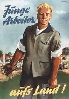 DDR Posters. Ostdeutsche Propagandakunst. | Frölich und Kaufmann