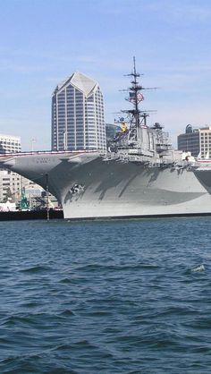 Uss Aircraft Carrier, San Diego, California, United States,