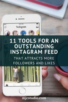 Want an outstanding Instagram feed that attracts more followers and likes? Here are some tools that will help you achieve it.