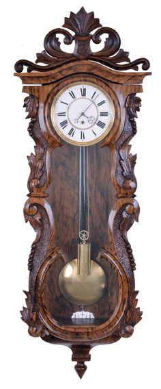 Mantel Clocks, Old Clocks, Unusual Clocks, Clock Repair, Clock Shop, Gothic Furniture, Clock Art, Grandfather Clock, Wooden Clock