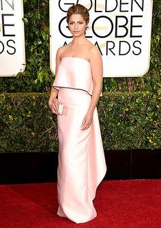 Camila Alves Golden Globes 2015