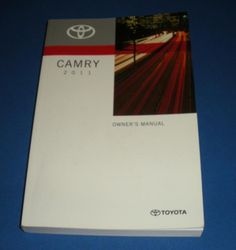 2002 toyota camry owners manual book guide toyota camry. Black Bedroom Furniture Sets. Home Design Ideas