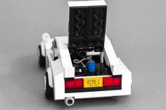 Nissan fair lady 240z datsun fuguZ Lego moc nos | by simonprzepiorka