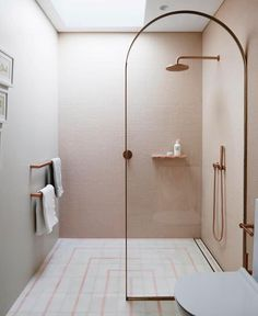 8 Luxury Bathroom Design Ideas To Inspire A pink children's ensuite bathroom with rose gold accents Bad Inspiration, Bathroom Inspiration, Interior Inspiration, Bathroom Ideas, Bathroom Goals, Bathroom Designs, Bathroom Remodeling, Interior Ideas, Office Bathroom