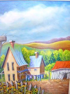 Peinture - medium -- - Guy Morest