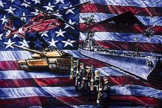 Military Art - www.GarySchofield.com Professional Artist is the foremost business magazine for visual artists. Visit ProfessionalArtistMag.com.