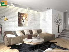 Trong tất cả các mẫu thiết kế nội thất đẹp, đa số bộ sofa đều được làm bằng khung gỗ, bọc vải. Vì chất liệu này phổ biến, đẹp