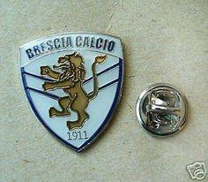 pin button badge Football FC BRESCIA AC Italy calcio
