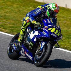 Mugello 2018 Valentino Rossi # Dirt Track Racing, F1 Racing, Drag Racing, Valentino Rossi Yamaha, Valentino Rossi 46, Yamaha Motorcycles, Yamaha Yzf, Vr46, 1957 Chevrolet