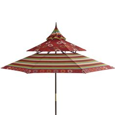 Pagoda Umbrella Aria Pier 1 Imports Patio Umbrellas